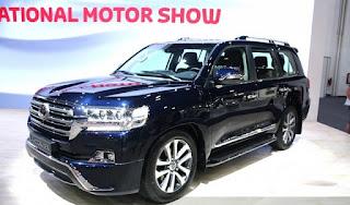 2019 Toyota Land Cruiser: Prix, Commentaires, Intérieur