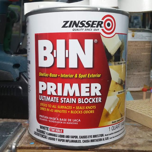 Primer - Zinsser B-I-N