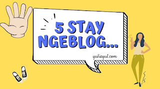 stay ngeblog