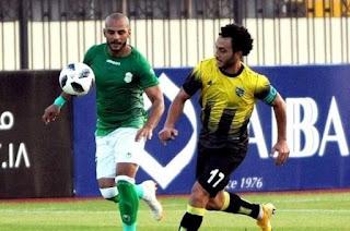 ملخص اهداف مباراة الاتحاد السكندري والمقاولون العرب (4-2) الدوري المصري