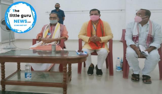 केन्द्र और राज्य ने की पीड़ितों की हर संभव  सहायता-राधामोहन सिंह