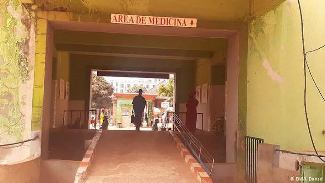 Covid-19: Sissoco Embaló declara estado de emergência na Guiné-Bissau