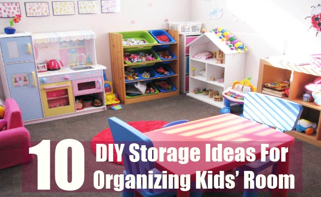 Elegant How To Organize Your Kids Room: