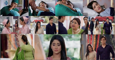 "Yeh Rishta Kya Kehlata Hai Episode 3rd January 2020 Written Update "" Kartik comes Home with Vedika Dadi Gets Angry ""."