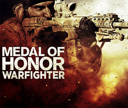 تحميل لعبة Medal of Honor Warfighter