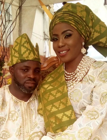 muyideen oladapo wedding pictures