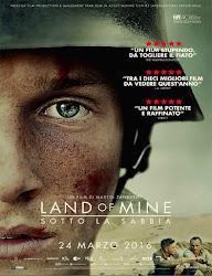 pelicula Under sandet (Land of mine) (2015)