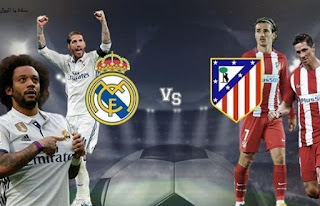 موعد وتوقيت مباراة ريال مدريد وأتلتيكو مدريد الأحد 12-1-2020 ضمن نهائي كأس السوبر الإسباني