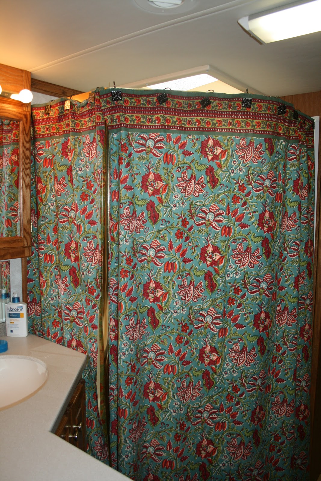 Goodtobeathome Rv Shower