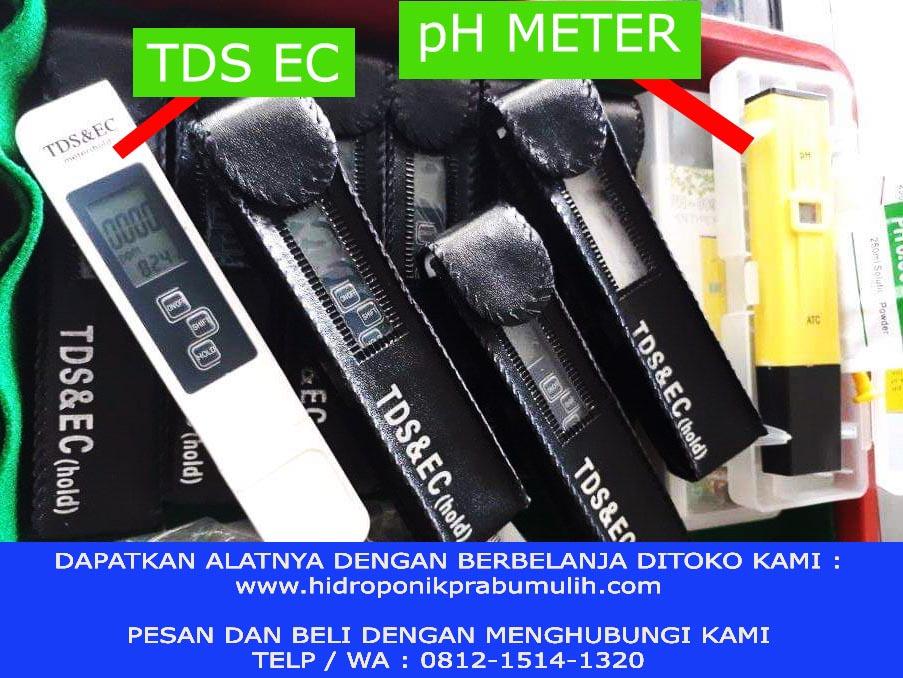 Pengertian Tds Meter Pada Pemupukan Hidroponik Dan Fungsinya