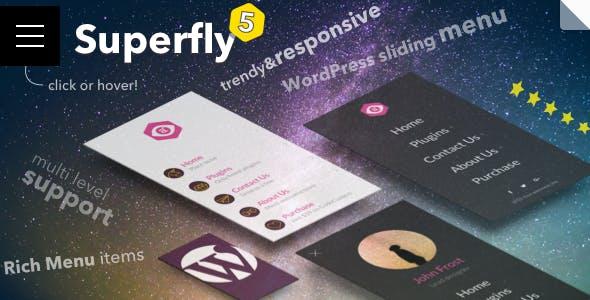 Superfly v5.0.13 - Responsive WordPress Menu Plugin Free Download