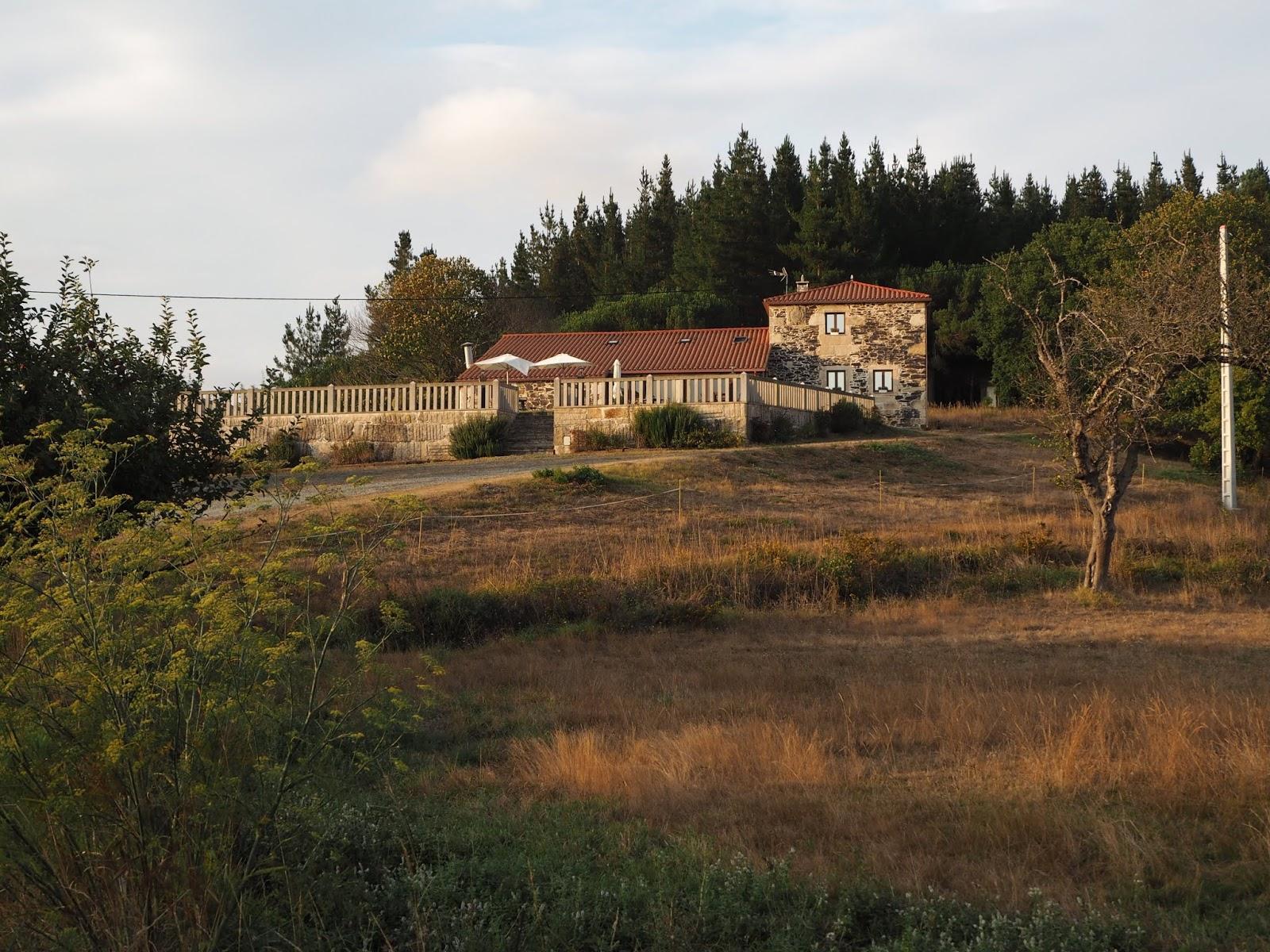 Porto de Bois Apartamentos Turísticos Camino Frances