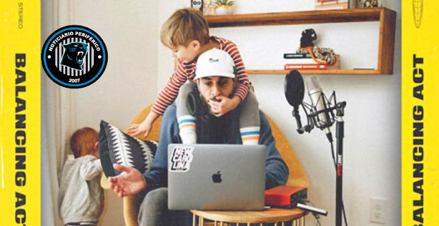 Em meio ao trabalho, filhos e esposa, Tab-One lança o álbum 'Balancing Act'