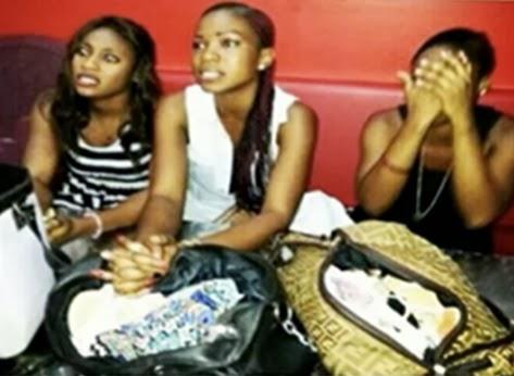 shoplifters accra ghana mall