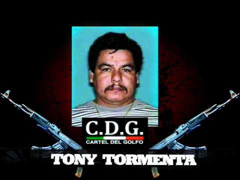 """Todos le temian en Matamoros El día que """"Tony Tormenta"""" el temor de los Zetas, dijo es mejor morir de pie que vivir de arrodillado"""