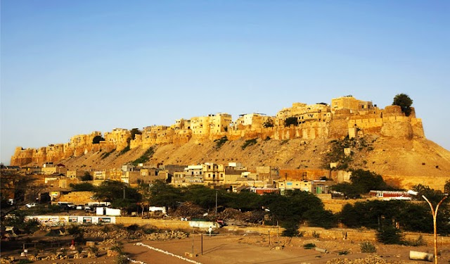 Jaisalmer Fort Rajasthan - Best time & tips,Hotel, Tour Planner, History