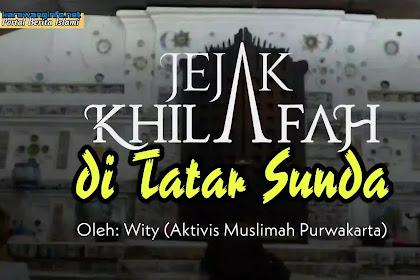 Jejak Khilafah di Tatar Sunda