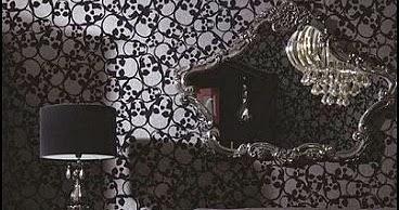 Decorating theme bedrooms  Maries Manor skull bedding