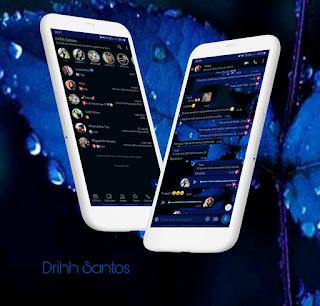 Leaf Theme For YOWhatsApp & Fouad WhatsApp By Driih Santos