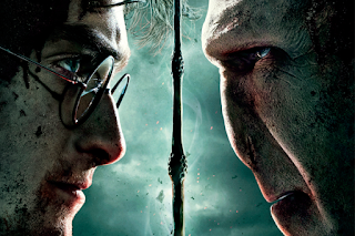 Deathly Hallows part 2 US poster