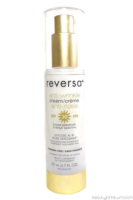 Reversa Anti-Wrinkle Cream SPF 30