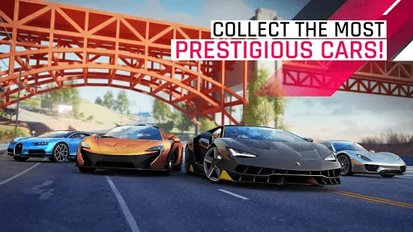 Asphalt 9 Legend  prestigious cars