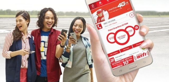 Paket Social Media Smartfren, Social Chat Data Plan