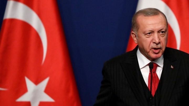 Ερντογάν για Αγία Σοφία: Γίναμε μάρτυρες της αναγέννησης του έθνους