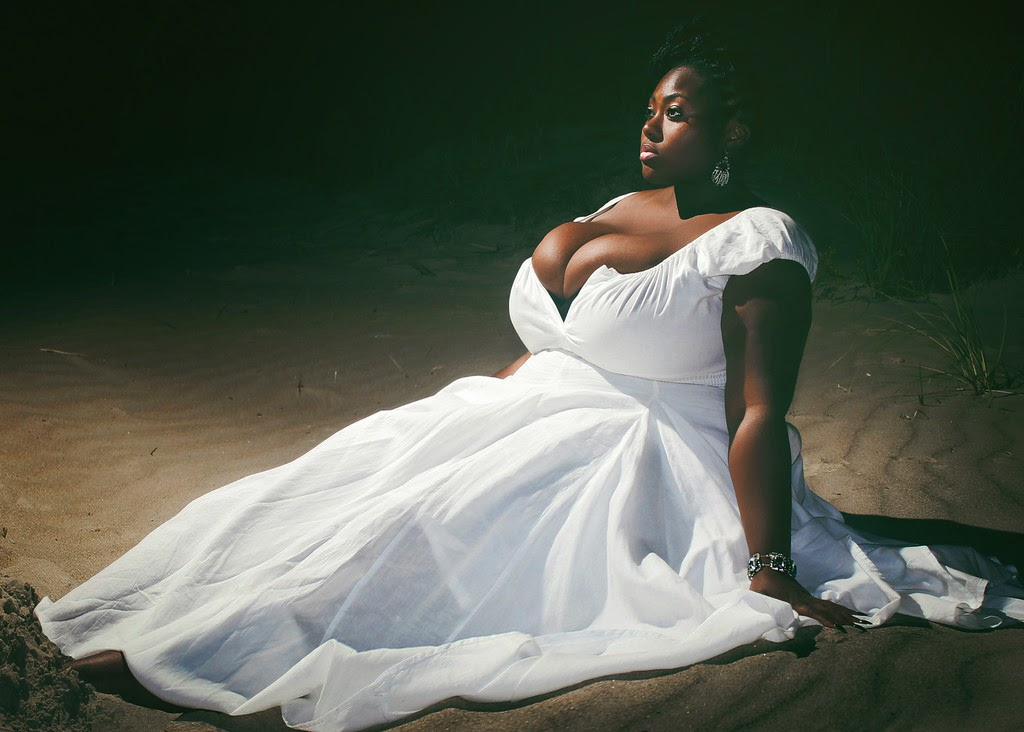 ... Pearls: Jezra Matthews plus size model - Beauty With Plus interview