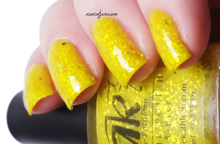 xoxoJen's swatch of Anne Kathleen Lumina