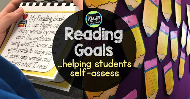 reading learning targets