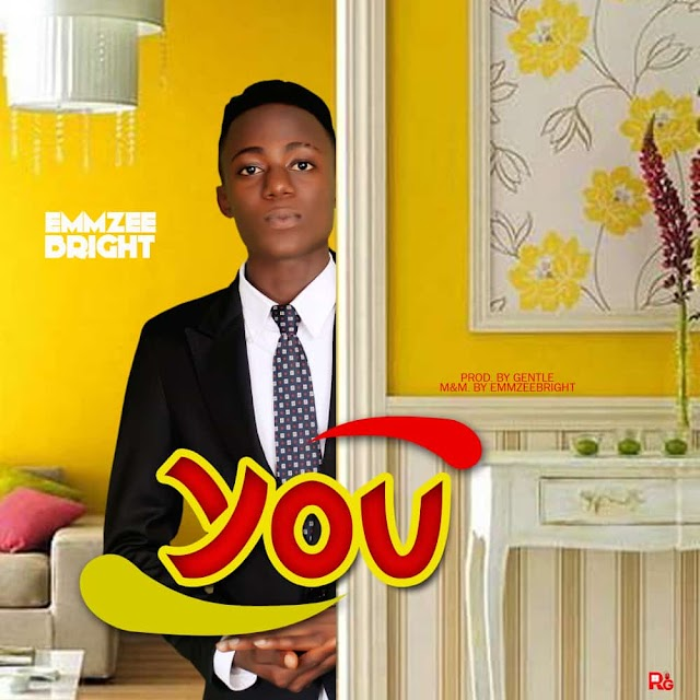 "Gospel Musik: Emmzee Bright - ""You"" (Prod. by Gentle)"