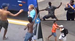 Astonishing Footage Shows How Brazen Rio Thieves Target Unsuspecting Tourists In Broad Daylight
