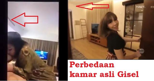 Desain kamar dan gorden kamar mirip video gisel
