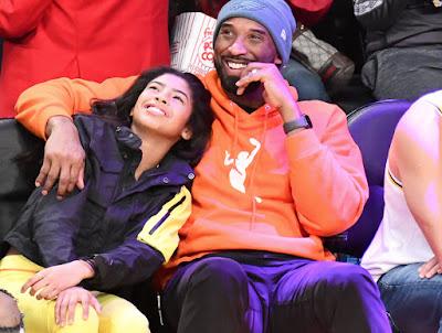 Kobe Bryant dan Putrinya