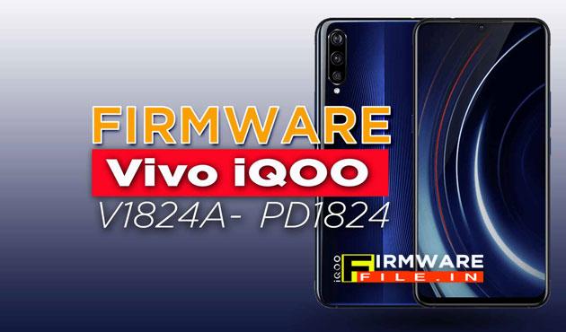 Firmware Vivo iQOO V1824A [PD1824]