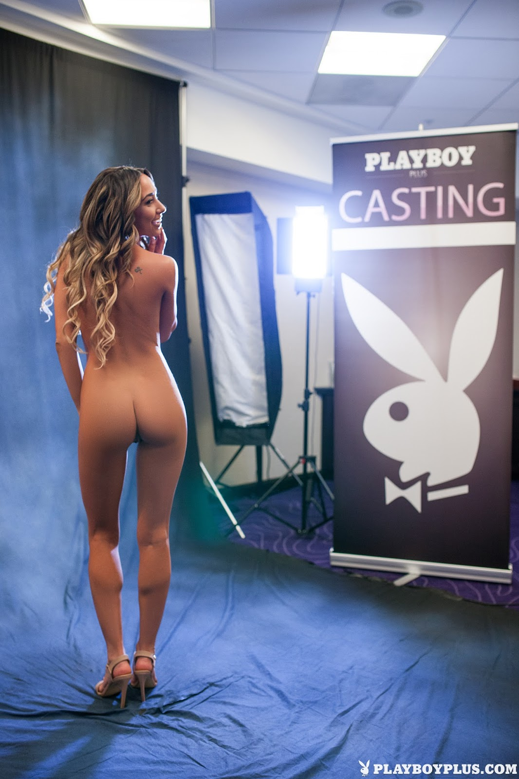 Огромными смотреть кастинг в плэйбой русских девок кокс порно
