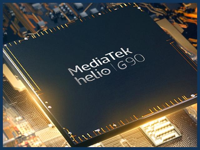 معالج جديد من MediaTek Helio G90   الاعلان في 30 يوليو