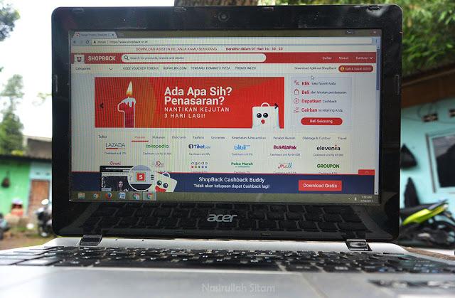Belanja Online lebih Mudah dan Praktis di Shopback