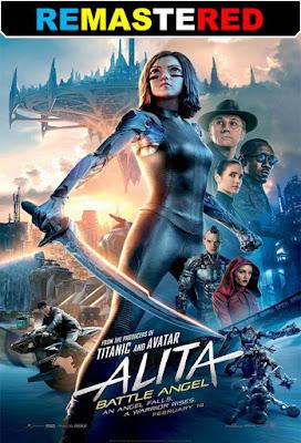 Alita, Battle Angel 2019 DVD R1 NTSC Latino RMZ