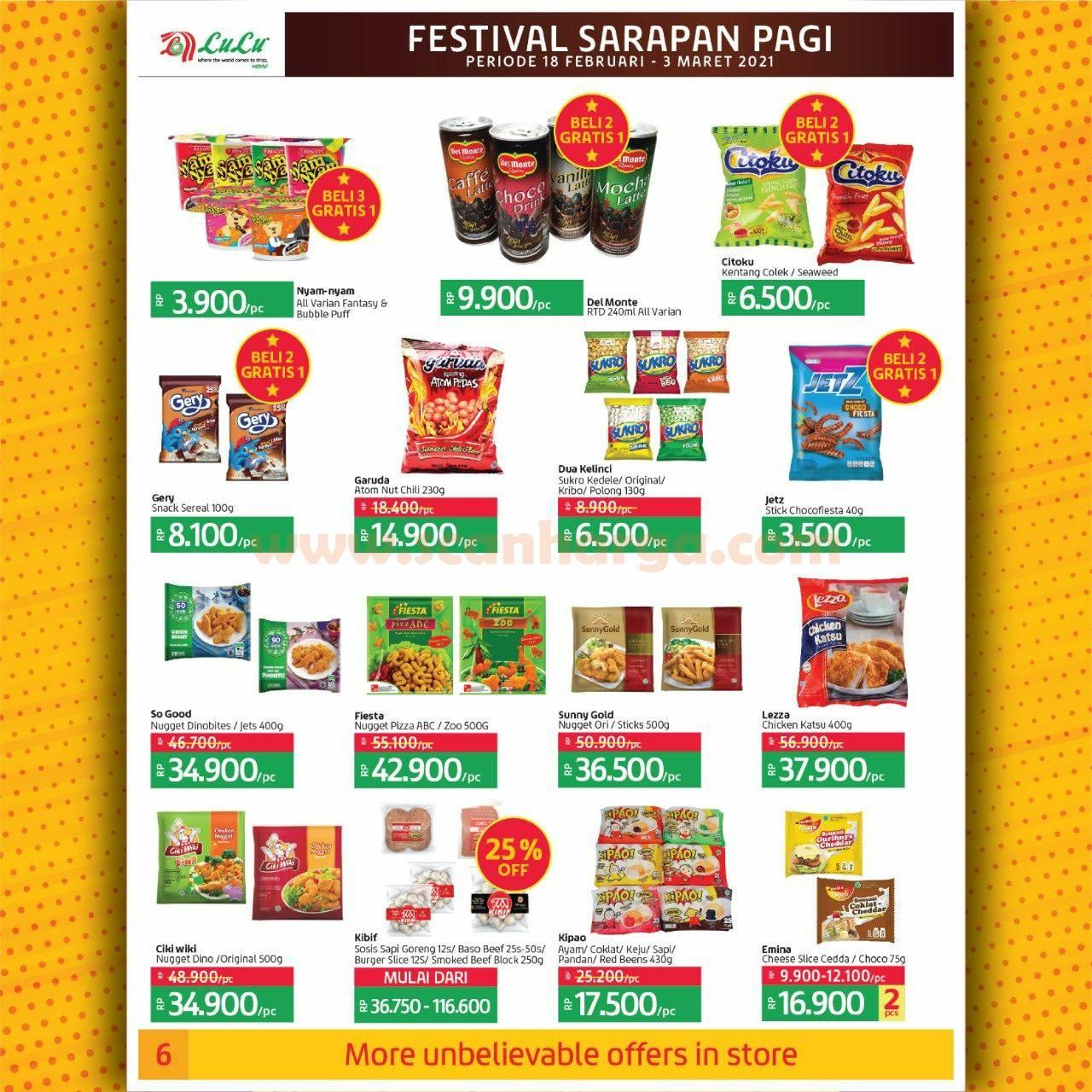 Katalog Promo LULU Supermarket 18 Februari - 3 Maret 2021 6
