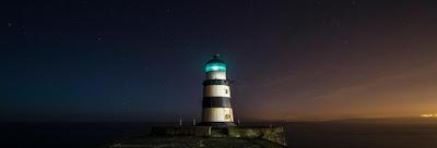 Luxsolar deniz feneri lambası
