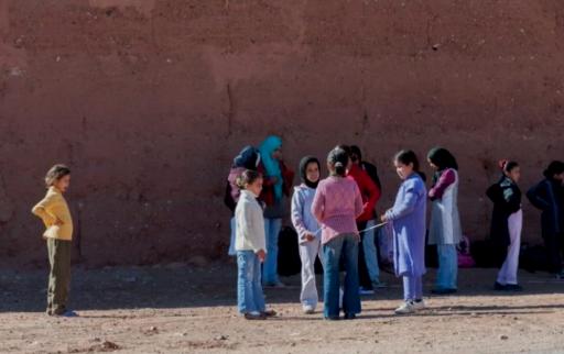 كوفيد -19: نحو تلقيح  الأطفال المشردين وغير الملتحقين بالمدارس