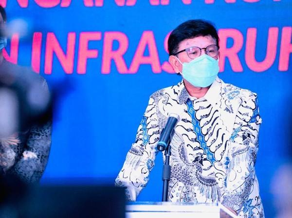 PD Tuduh Moeldoko Jarang Diajak Ngopi Jokowi, NasDem: Kabinet Solid!