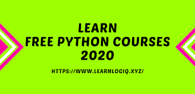 Top Free Python Tutorial Courses 2020