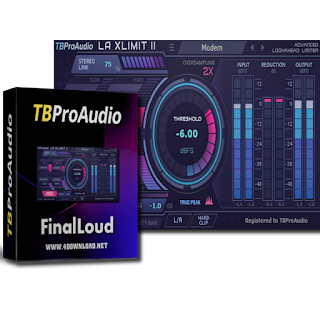 TBProAudio - LA xLimit II Full version