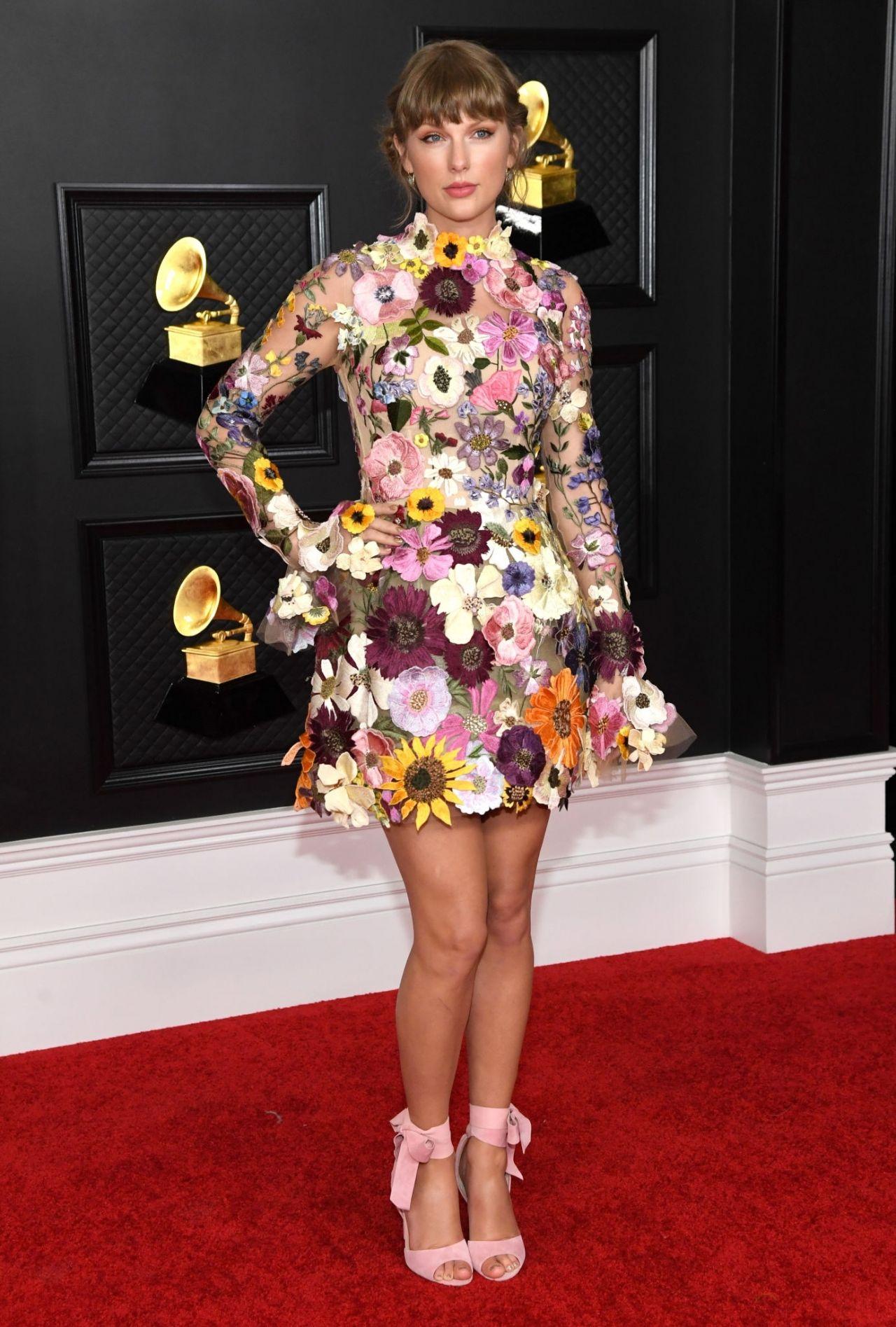 Taylor Swift – Grammy Awards 2021