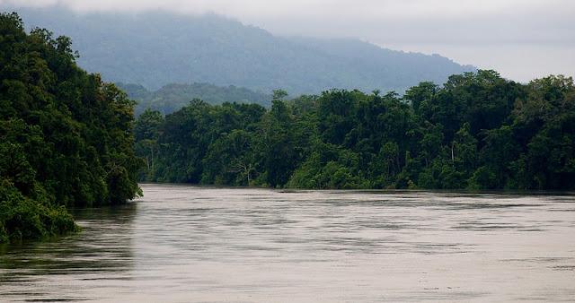 sungai mamberamo-Sungai Terpanjang di Indonesia