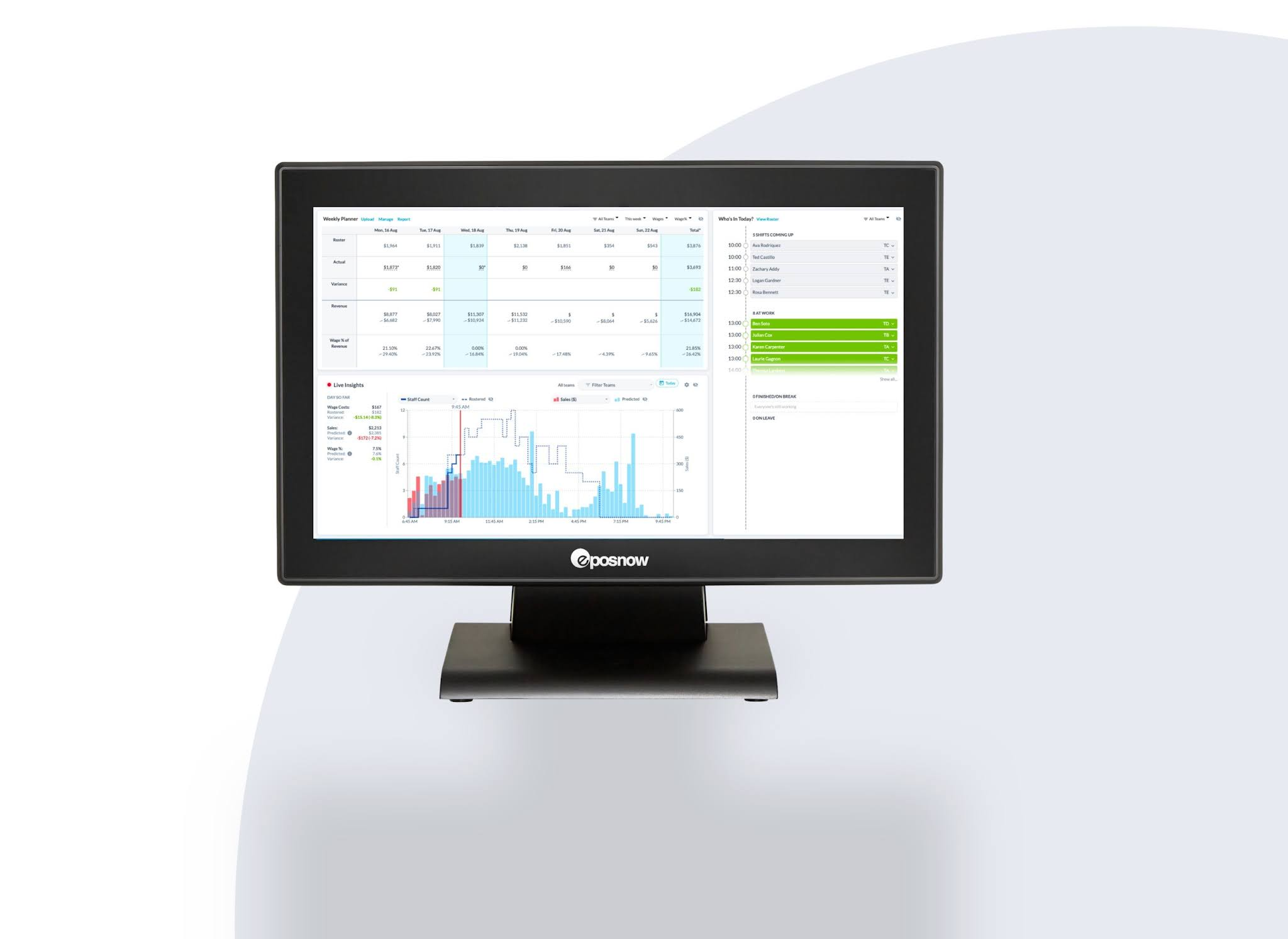 Epos Now Announces New Partnership With Workforce Management Tool, Tanda