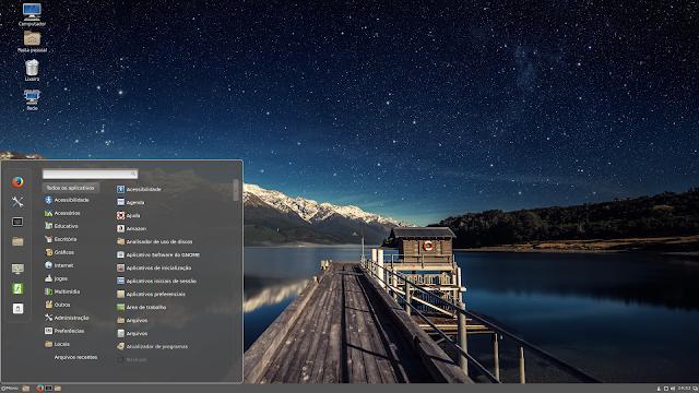 Lançada versão final do ambiente de trabalho Cinnamon 3.2